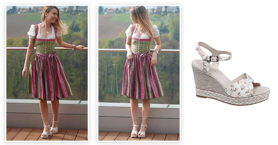 Die Perfekten Schuhe Zum Dirndl Shoelove By Deichmann