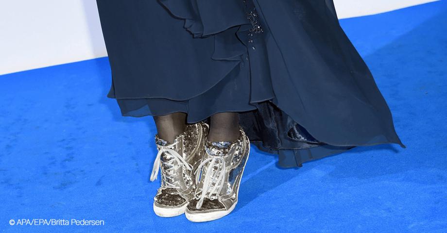 Glanzvoller Sneaker-Auftritt bei der Berlinale