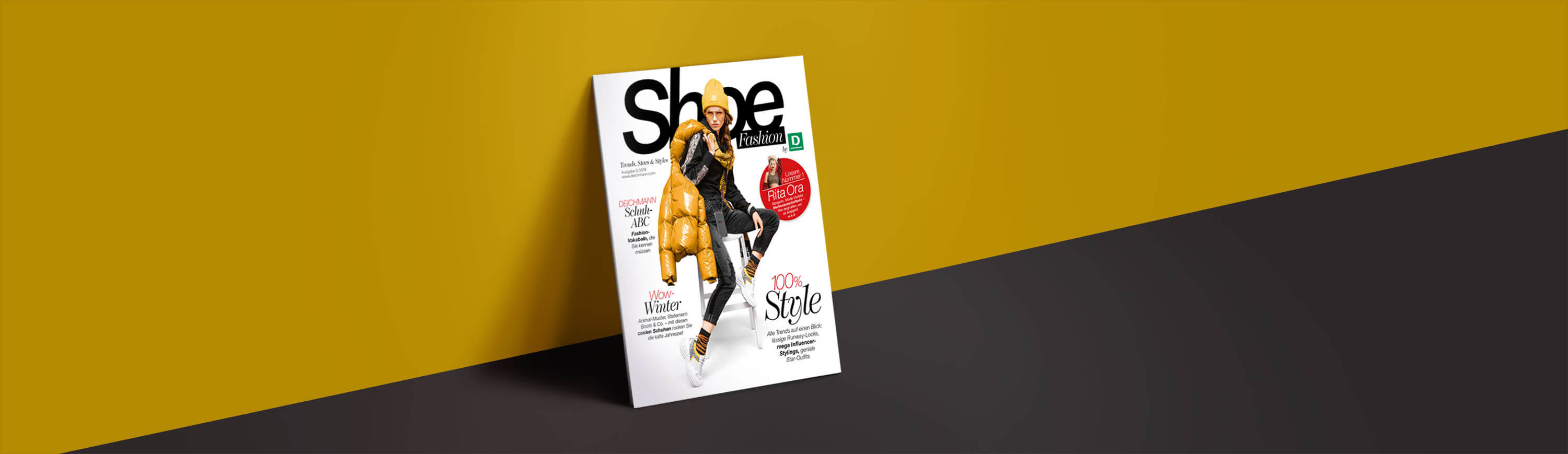 Shoe Fashion Ausgabe 2/2019