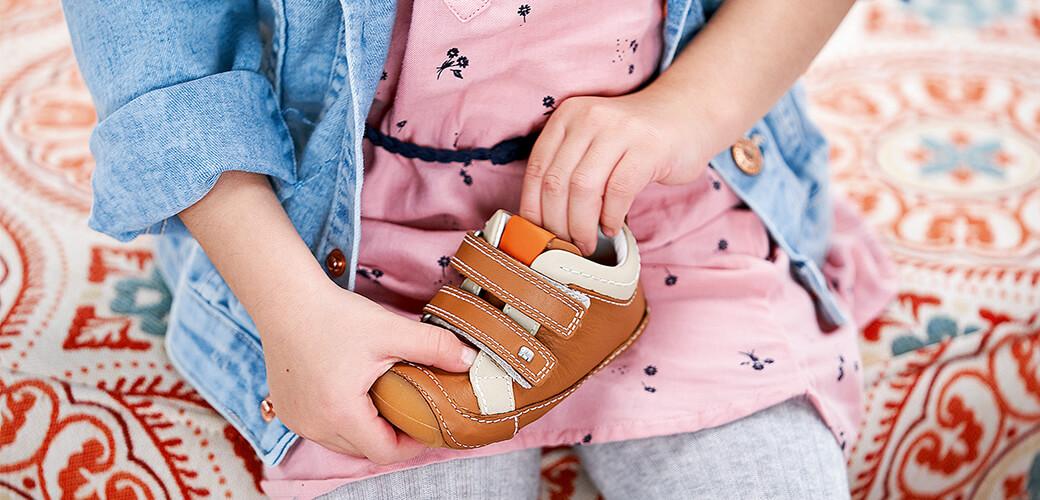 """Eefanten-Schuhe flexible Sohle: elefanten-""""Kids Talk"""" mit Nazan Eckes"""