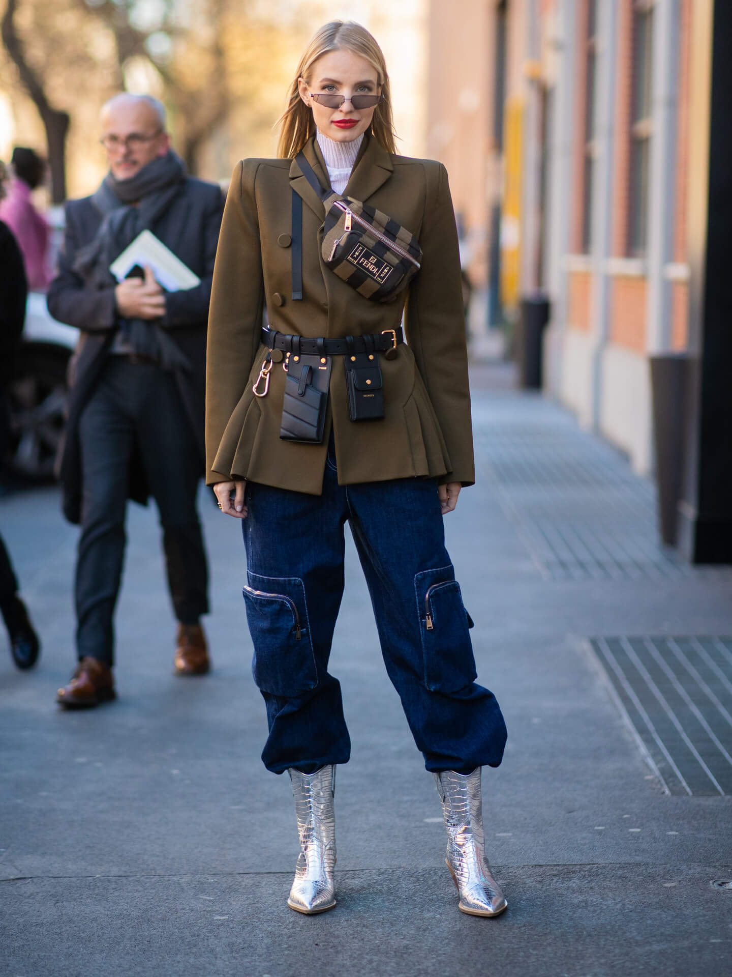 Bauchtaschen Frauen Leonie Hanne Shoe Fashion