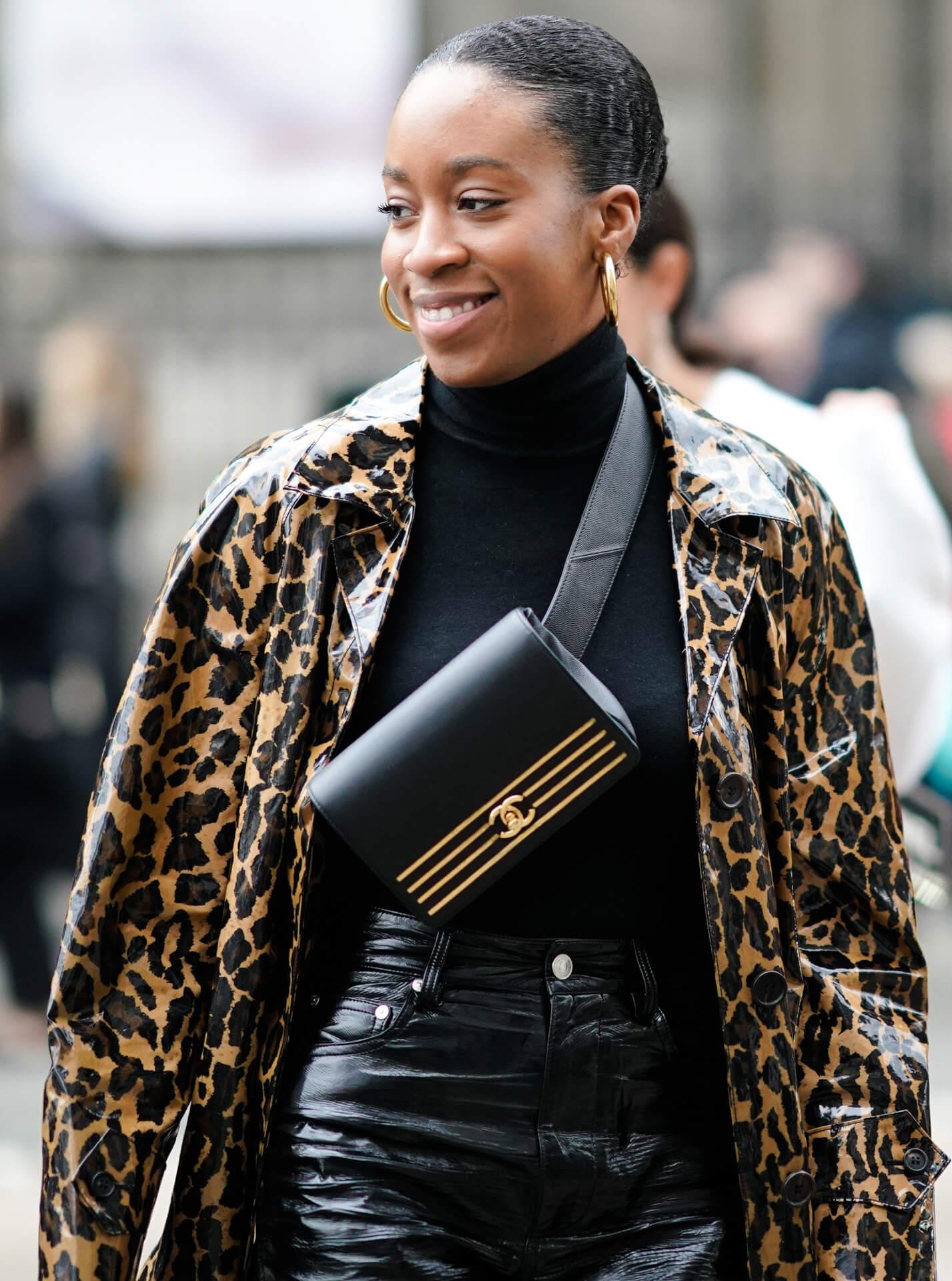 Bauchtaschen Frauen Streetstyle Shoe Fashion