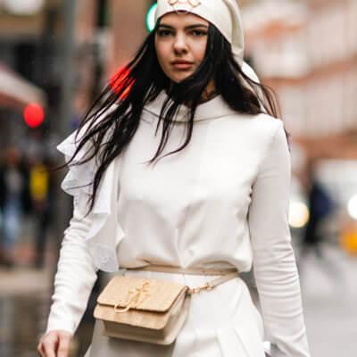 Bauchtaschen Frauen Doina Ciobanu Shoe Fashion