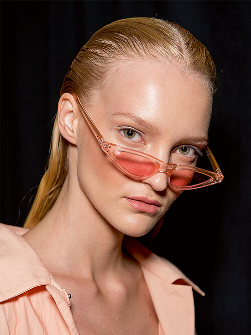 Sommer-Style Cat Eye Runway Sally Lapointe