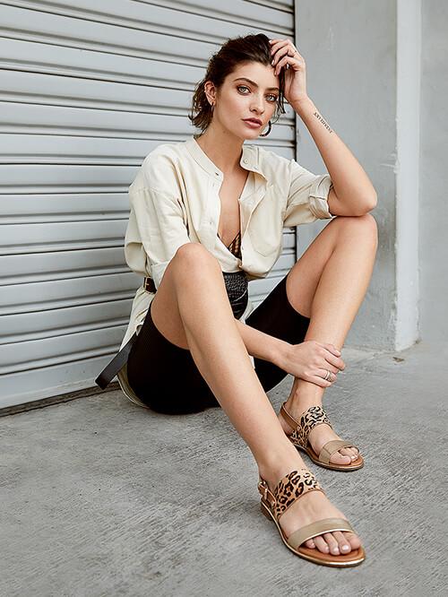 Fashion-Blogger Melina Martin