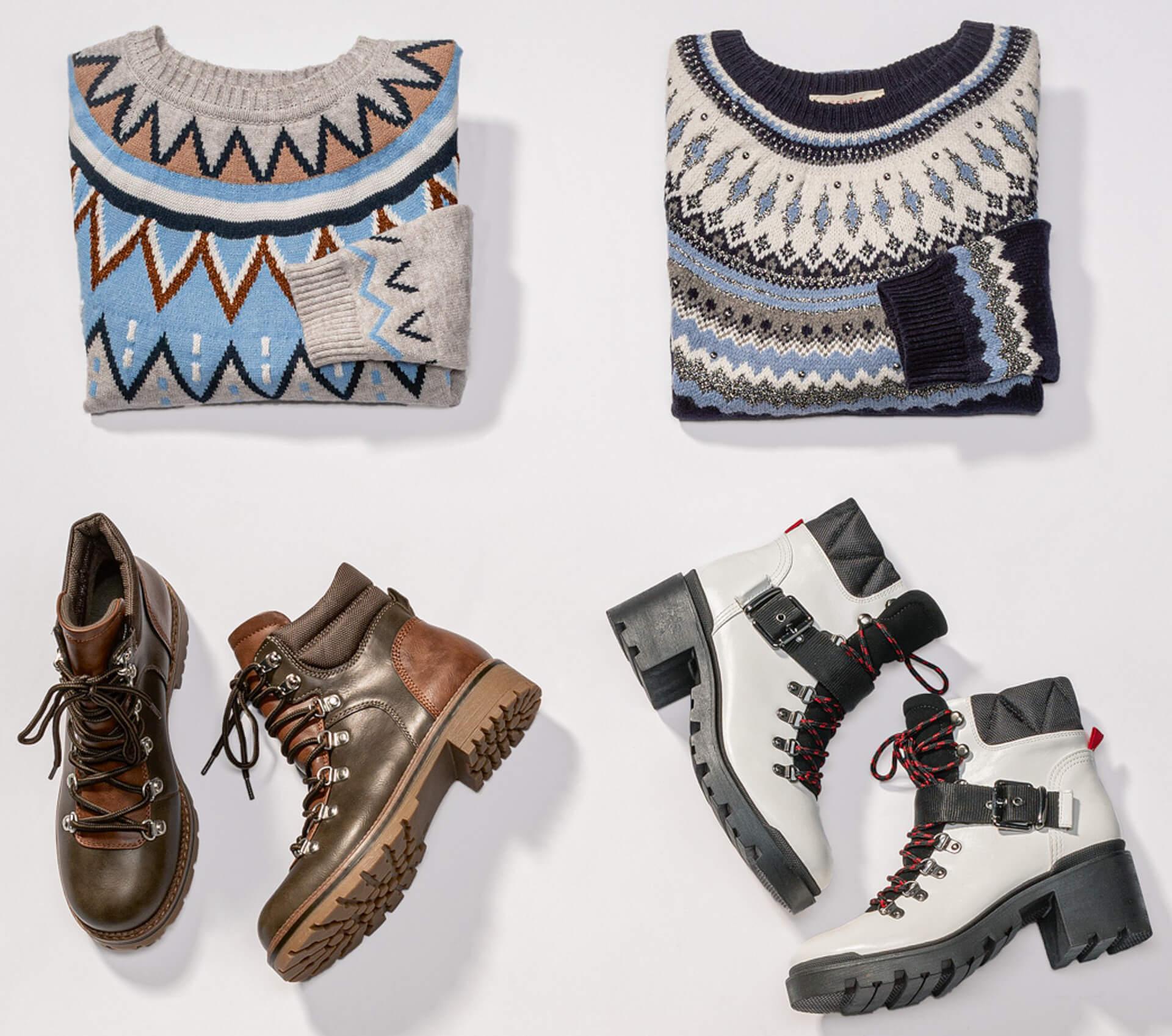 Winter Boots Shoe Fashion