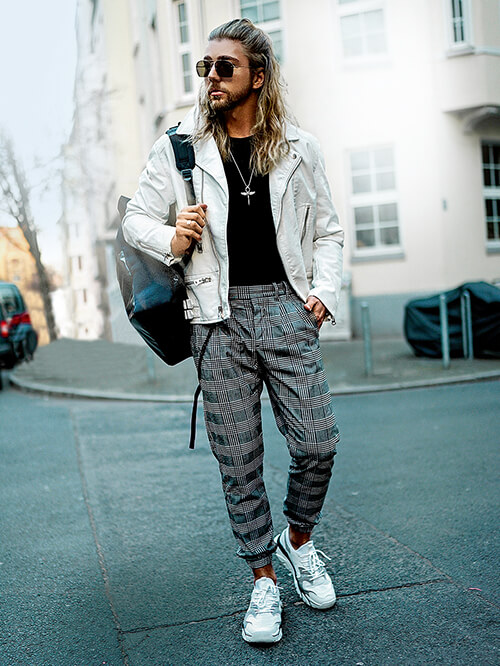 Modeblogger Lennart Marlon Flottemesch