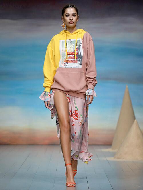 Modeblogger Runway Roberta Einer