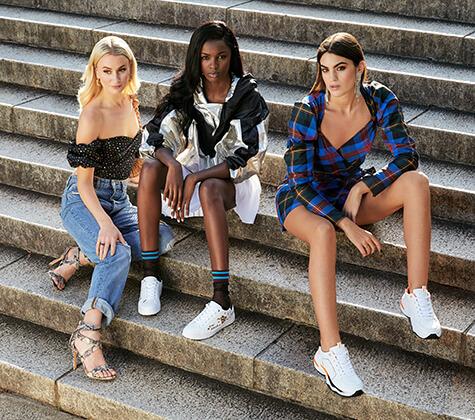 Modetrends 2019: Fashion-Blogger Noor de Groot, Leomie Anderson, Marta Lozano