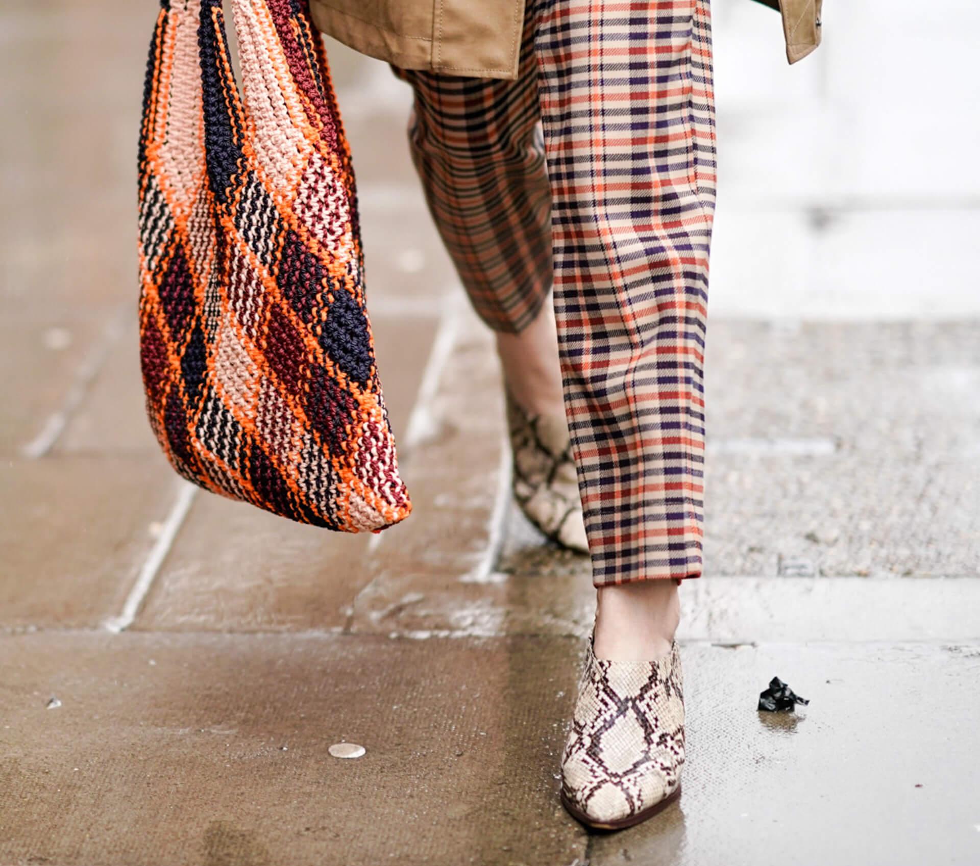 Animalprint Schuhe Shoe Fashion
