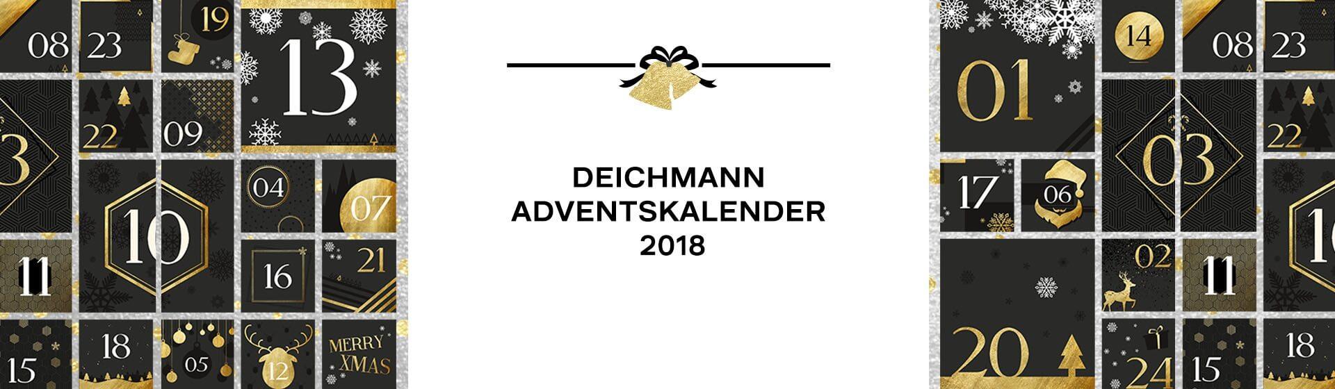 Deichmann Adventskalender 2018