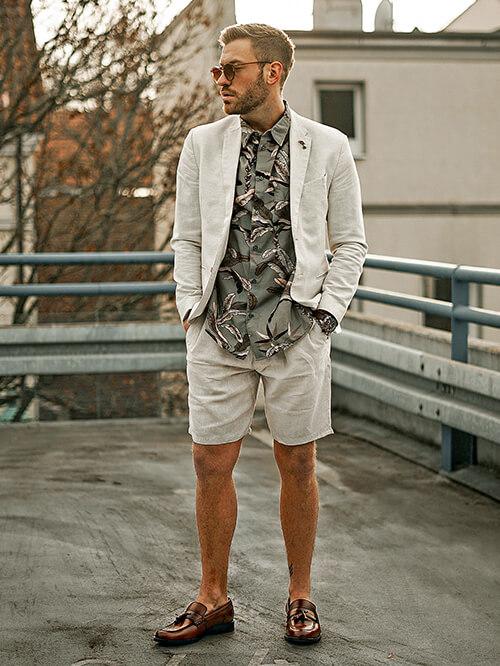 Modeblogger René Gärtling