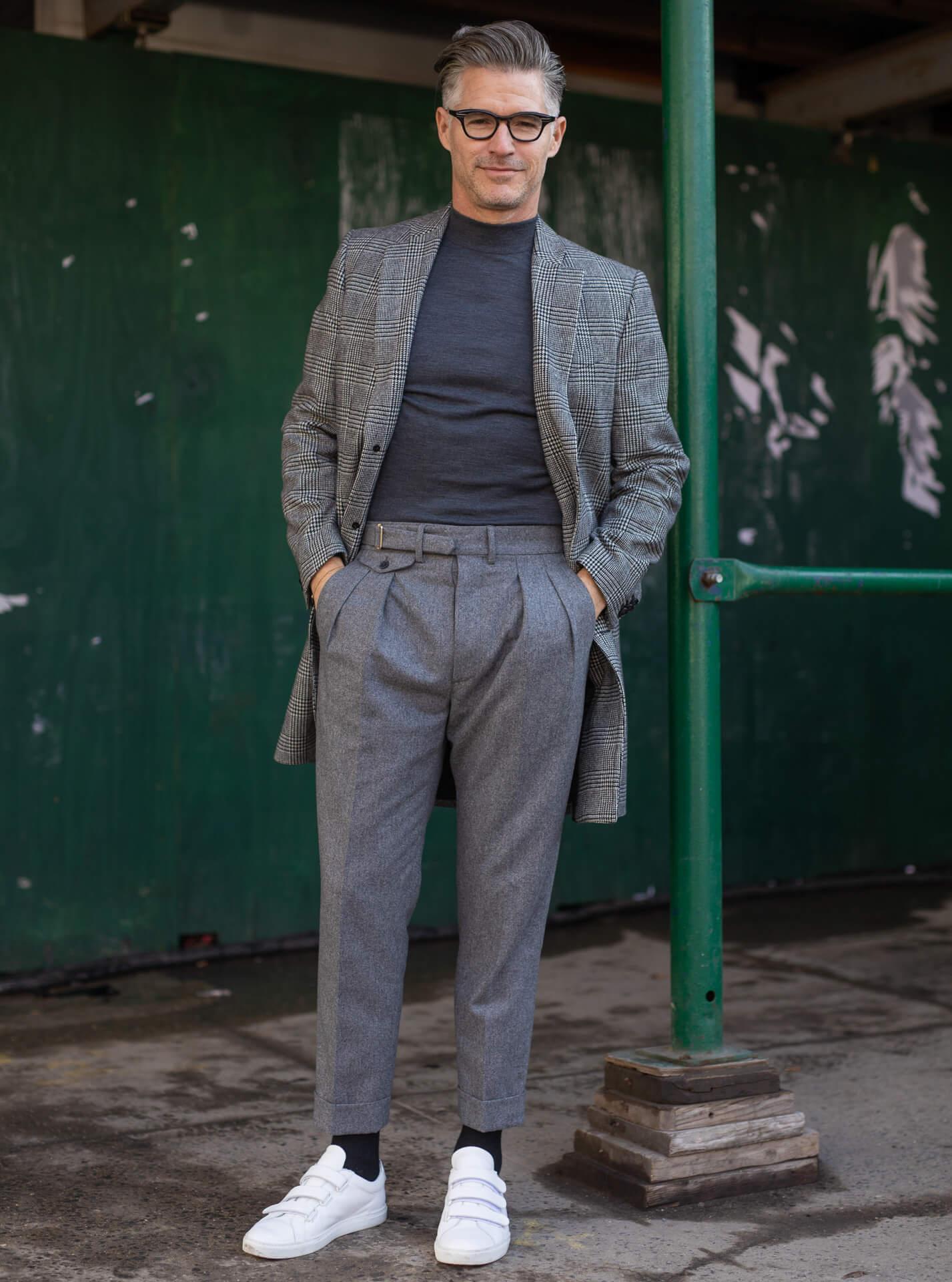 Welcher Style passt zu mir Eric Rutherford Shoe Fashion