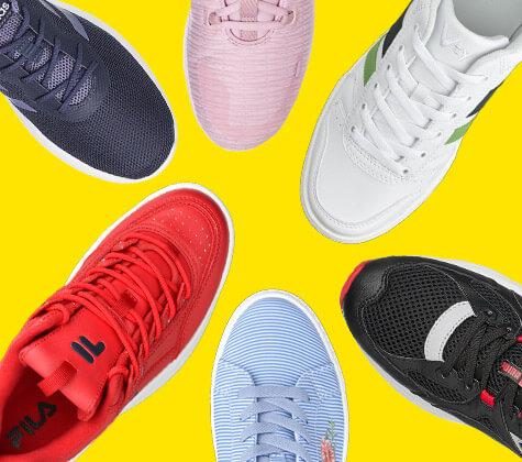 Sneaker-Trend Deichmann