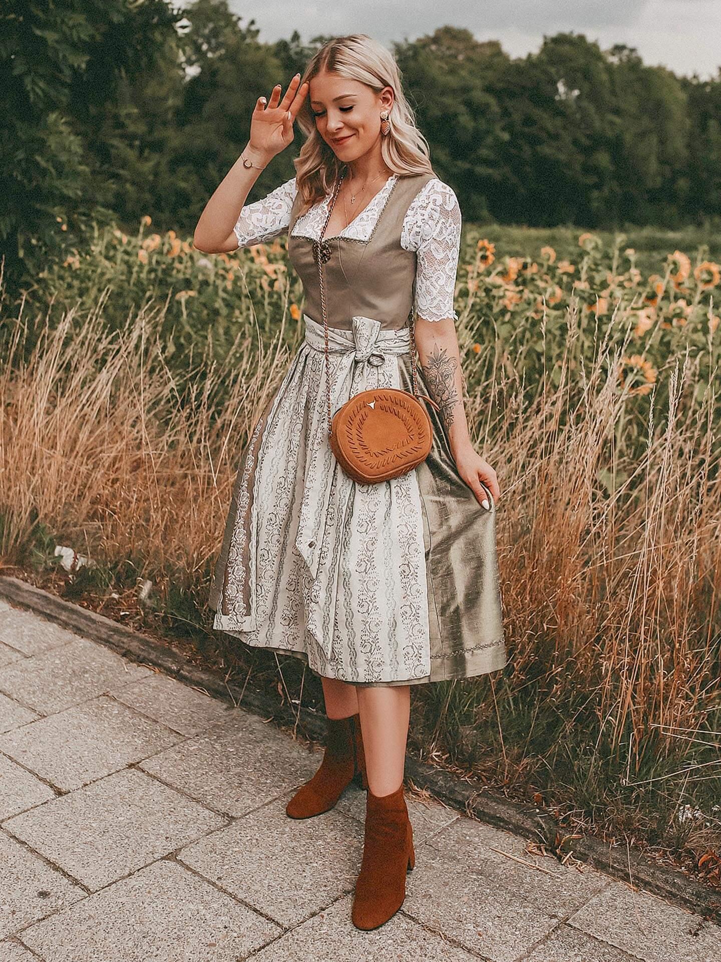 Oktoberfest Outfit Anne-Sophie Schmidt Shoe Fashion