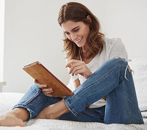 Deichmann Online Exklusiv iPad