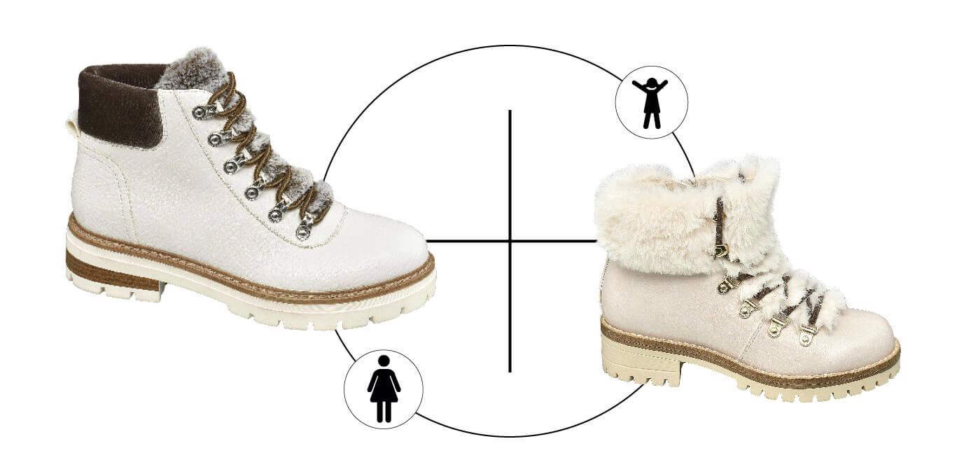 Eltern Kind Partnerlook Shoe Fashion