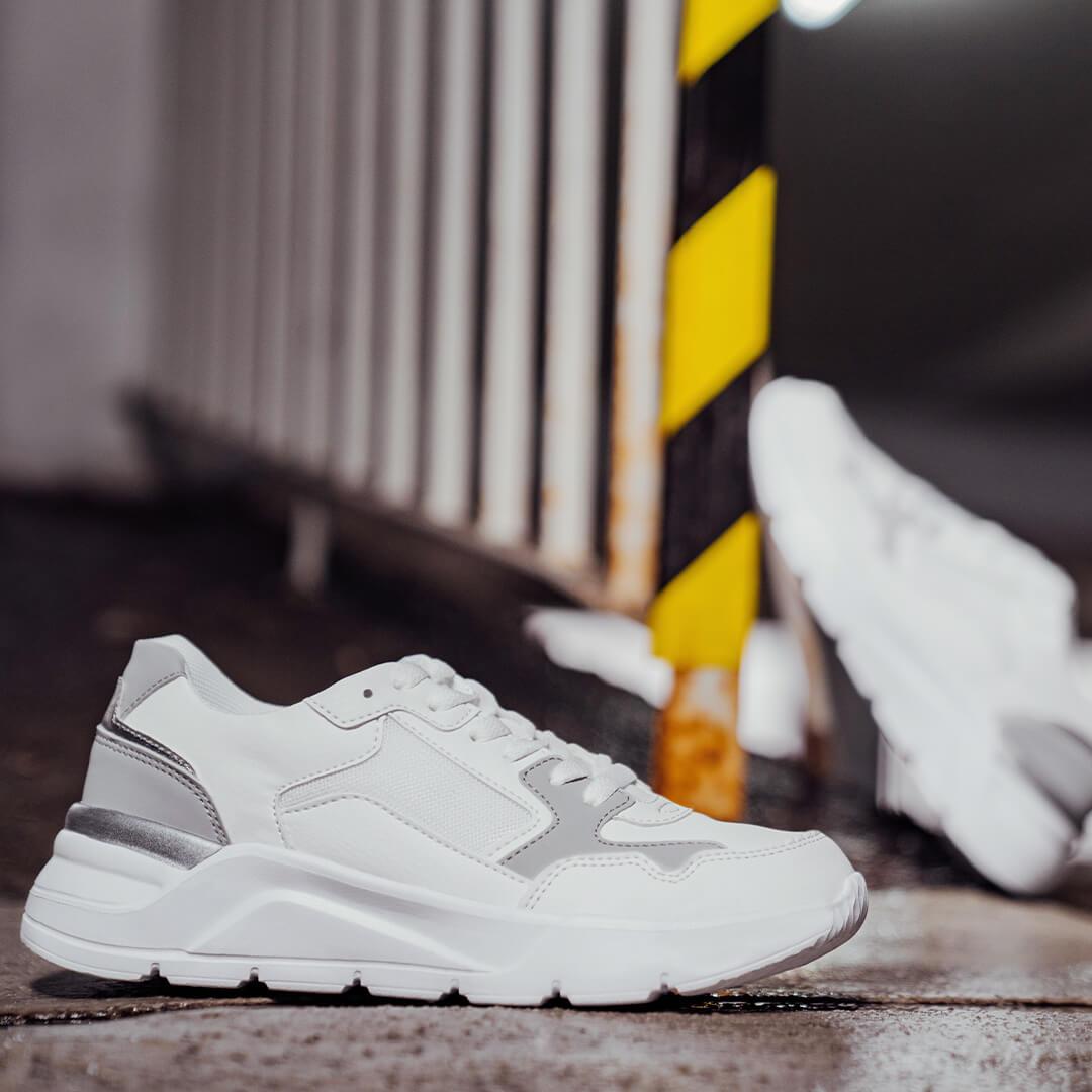 black_white Shoelove by Deichmann