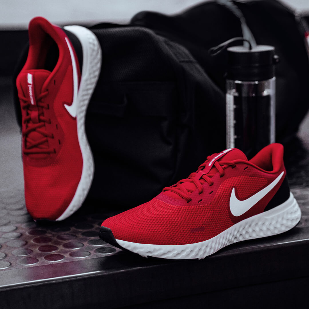 back to run and train - Nike Sneaker