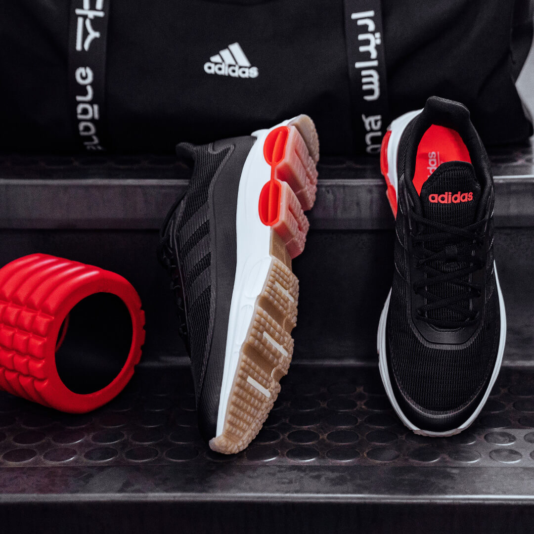 back to run and train - Adidas Sneaker