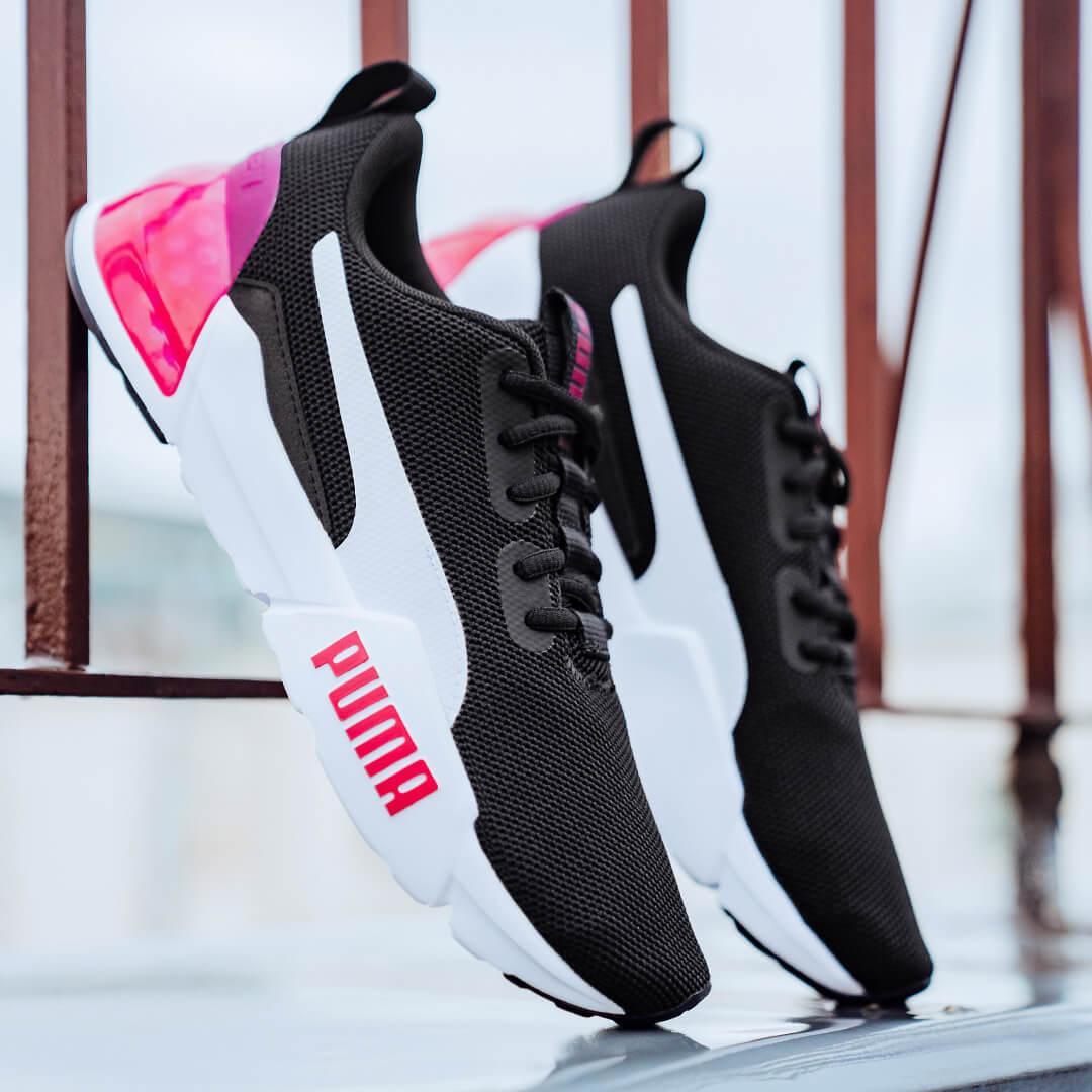 back to run and train - Puma Sneaker