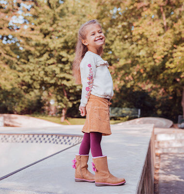 Schuhgröße messen - gewusst wie