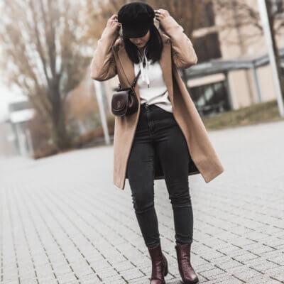 Klassischer Mantel - so stylen wir das Must-Have Shoelove Deichmann