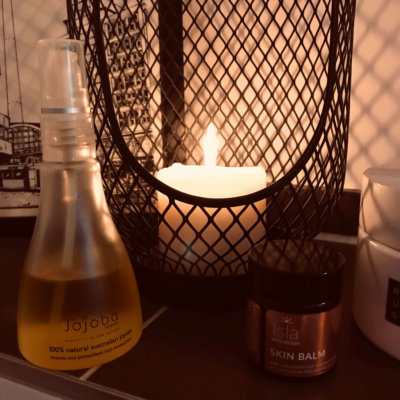 Trockene Haut Oil