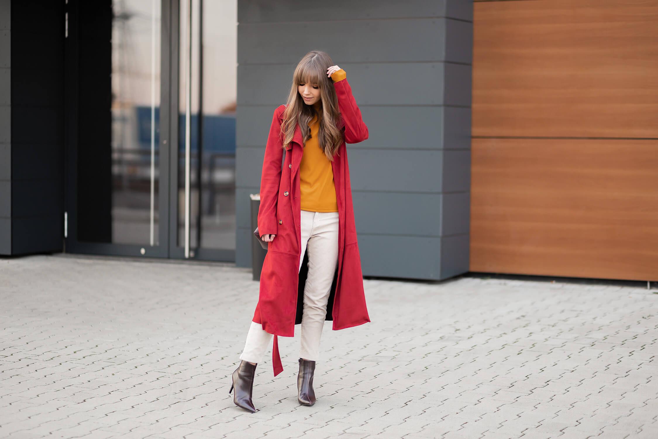 Farbige Highlights im Winter, Knallfarben kombinieren, Winter Trendfarben, Shoelove by Deichmann