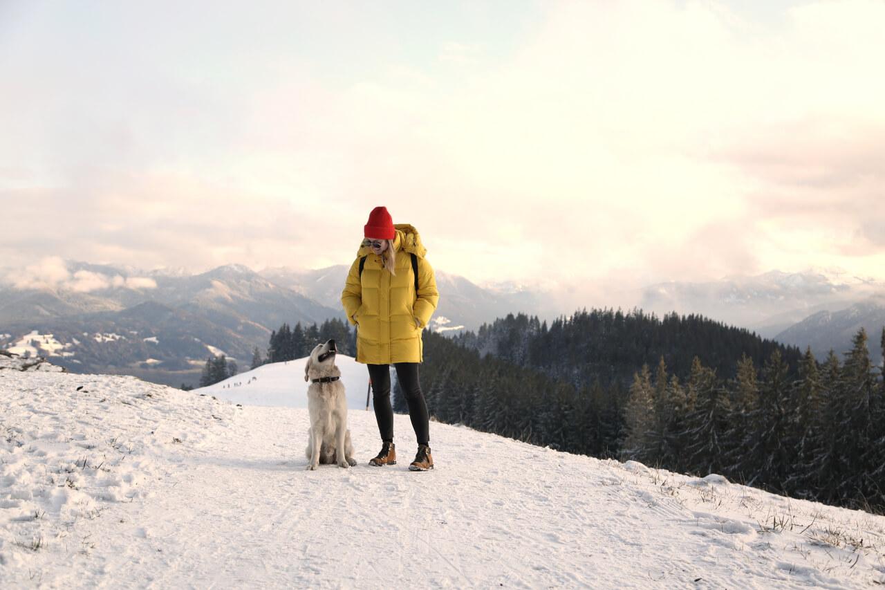 Apres-Ski Outfit Panorama