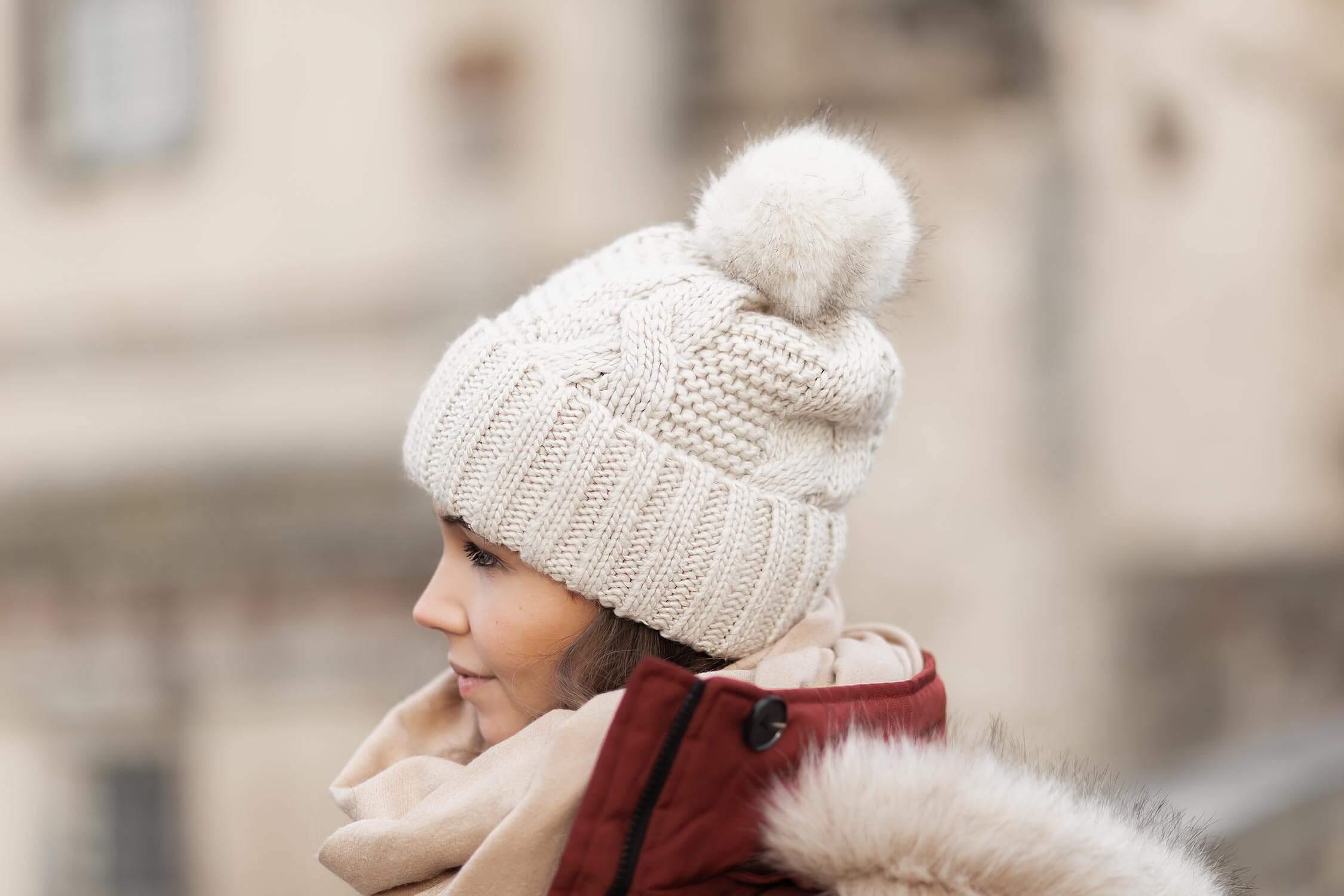 Winter Accessoires Trends, Strickmützen, Shoelove by Deichmann
