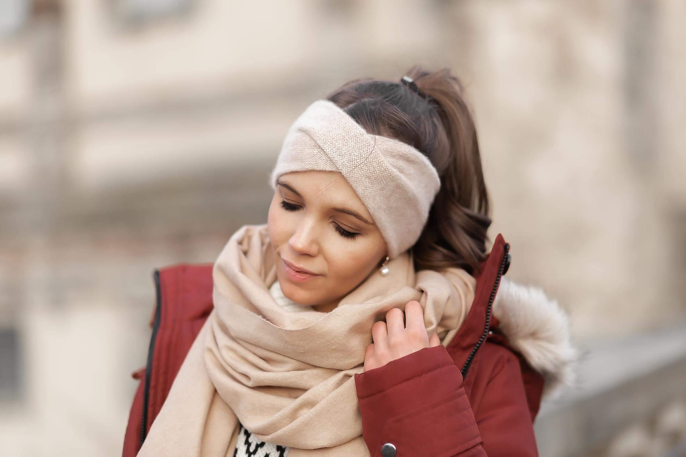 Winter Accessoires Trends, Stirnband, Shoelove by Deichmann