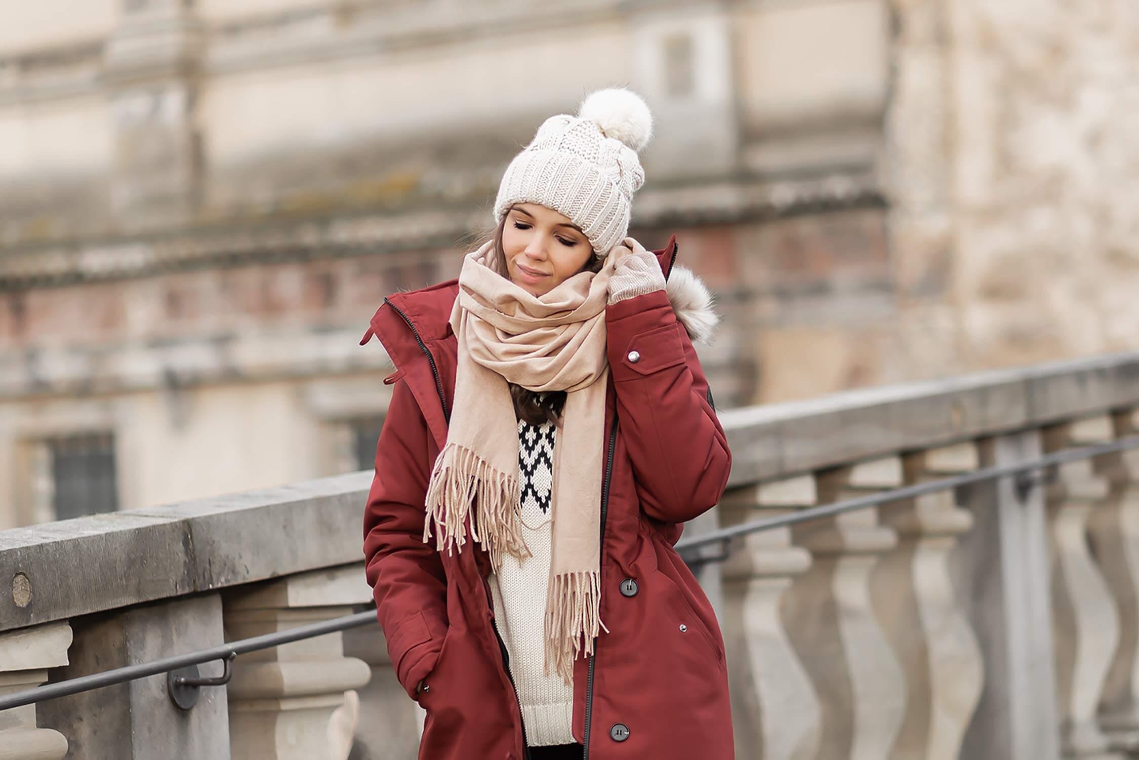 Winter Accessoires Trends, Strickmütze, Schal, Shoelove by Deichmann