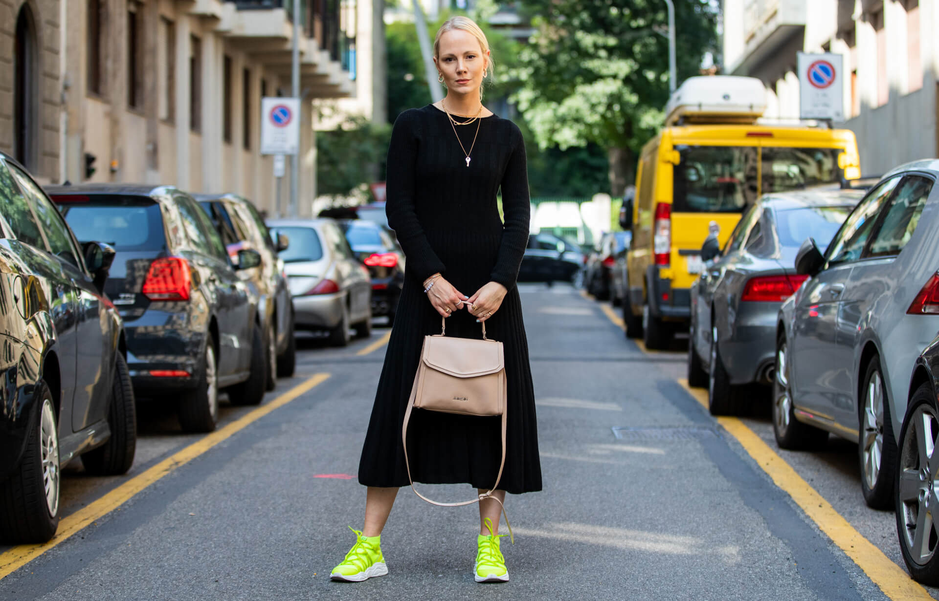 Neon Schuhe