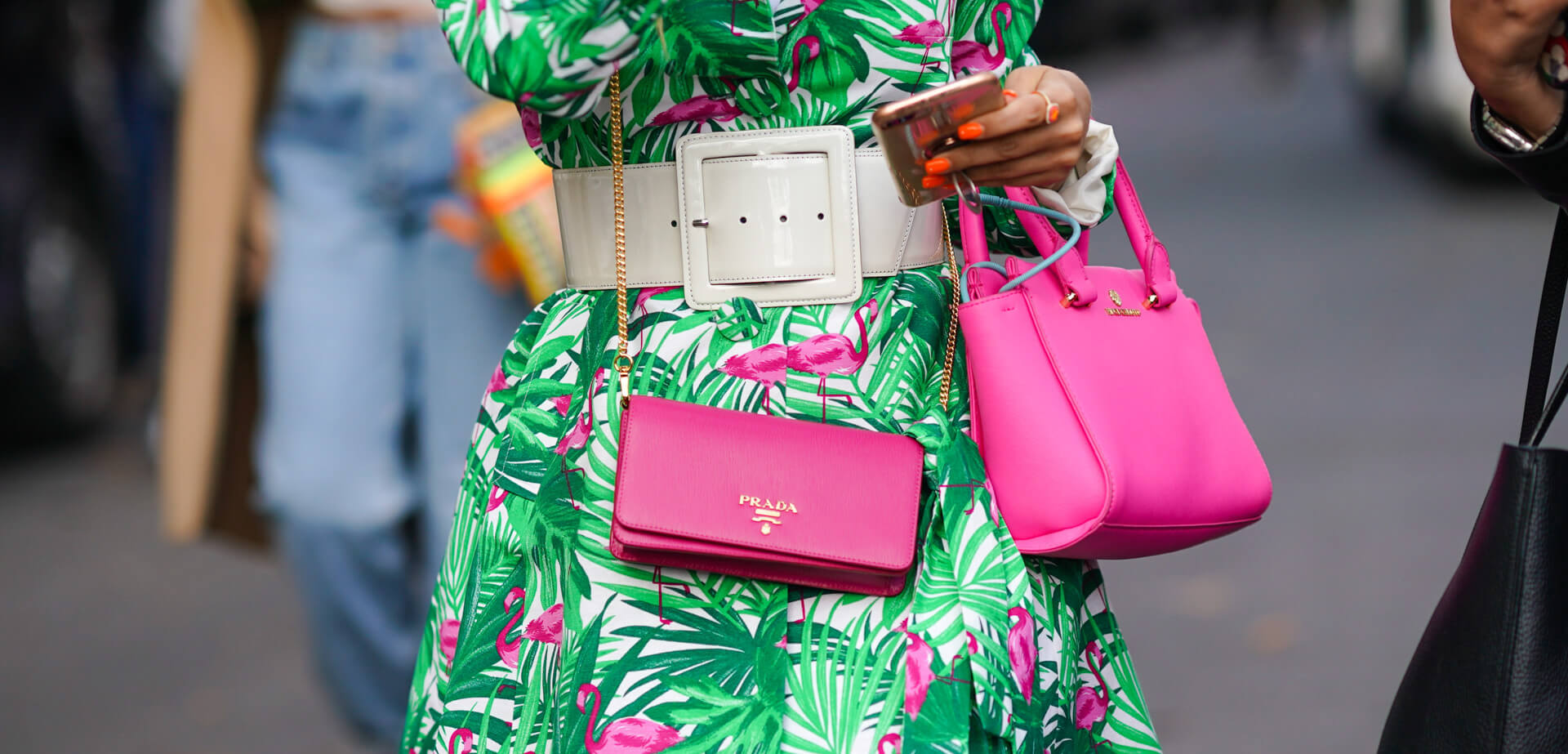 Street Style : Paris Fashion Week – Womenswear Spring Summer 2020 : Day Six