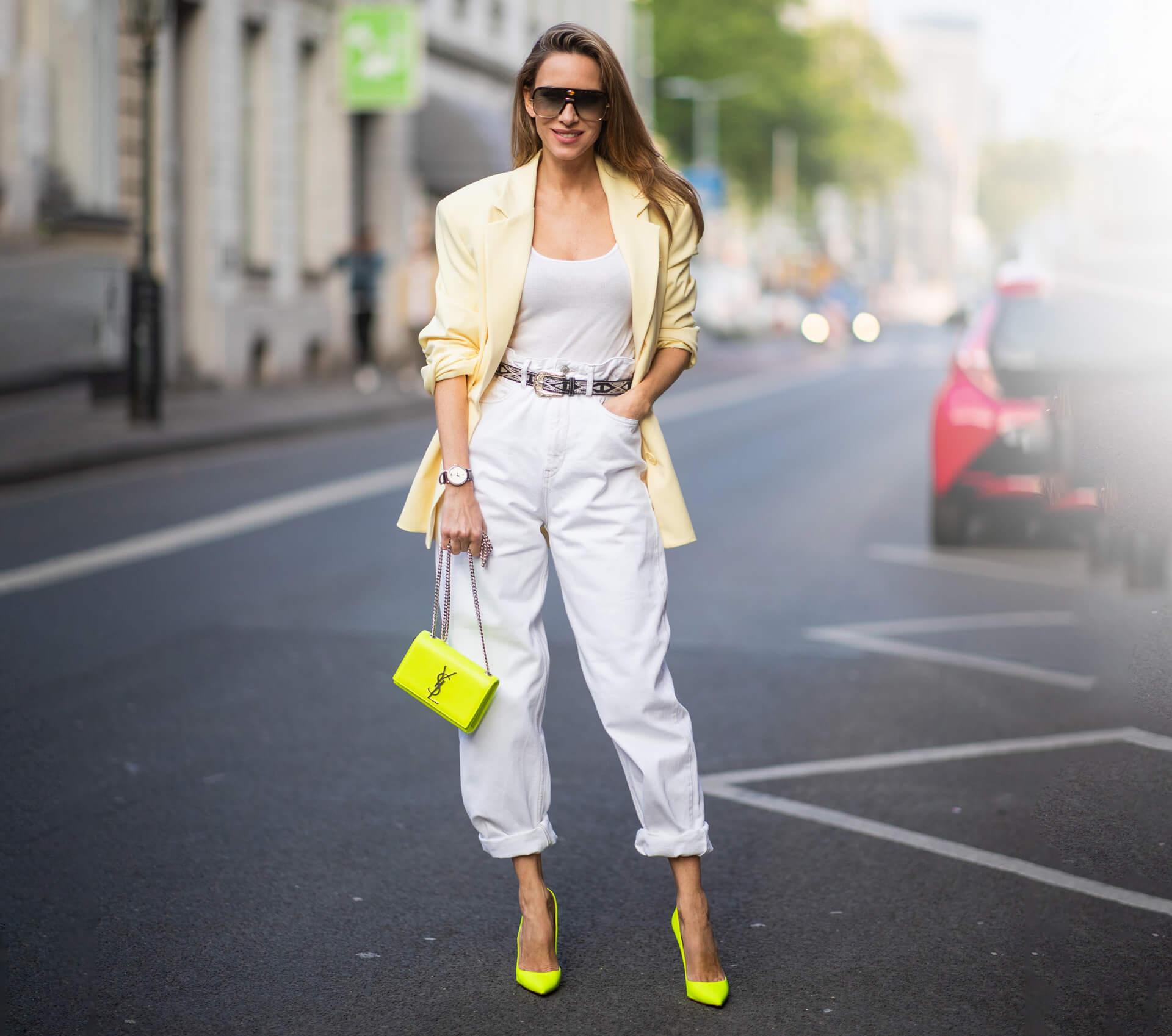 Neon Schuhe Trend