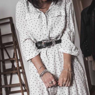 Polka Dots kombinieren - das süßeste aller Muster Shoelove Deichmann
