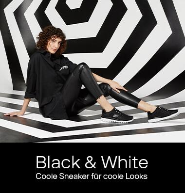 Black & White Look