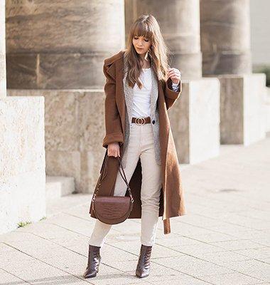 Layering im Winter, Tipps für Lagenlooks, Blazer und Mantel kombinieren, Shoelove by Deichmann