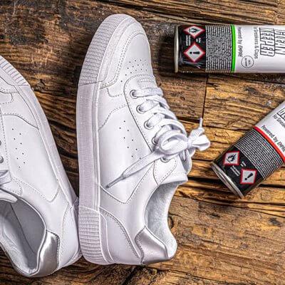 Schuhpflege, Deichmann, Sneaker