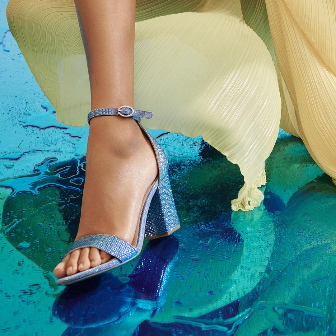 Rita Ora for DEICHMANN: Colour up! Shoelove by Deichmann