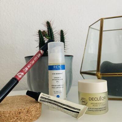März 2020 Beauty Produkte