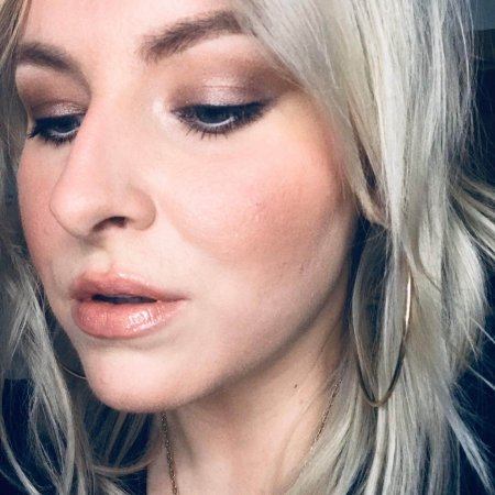 Soft Glam Look 1
