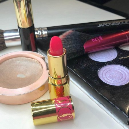 10 Min. Spring Make-up Produkte