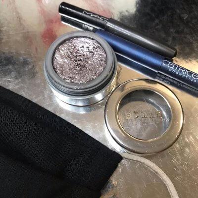 Glitter Smokey Eyes Produkte