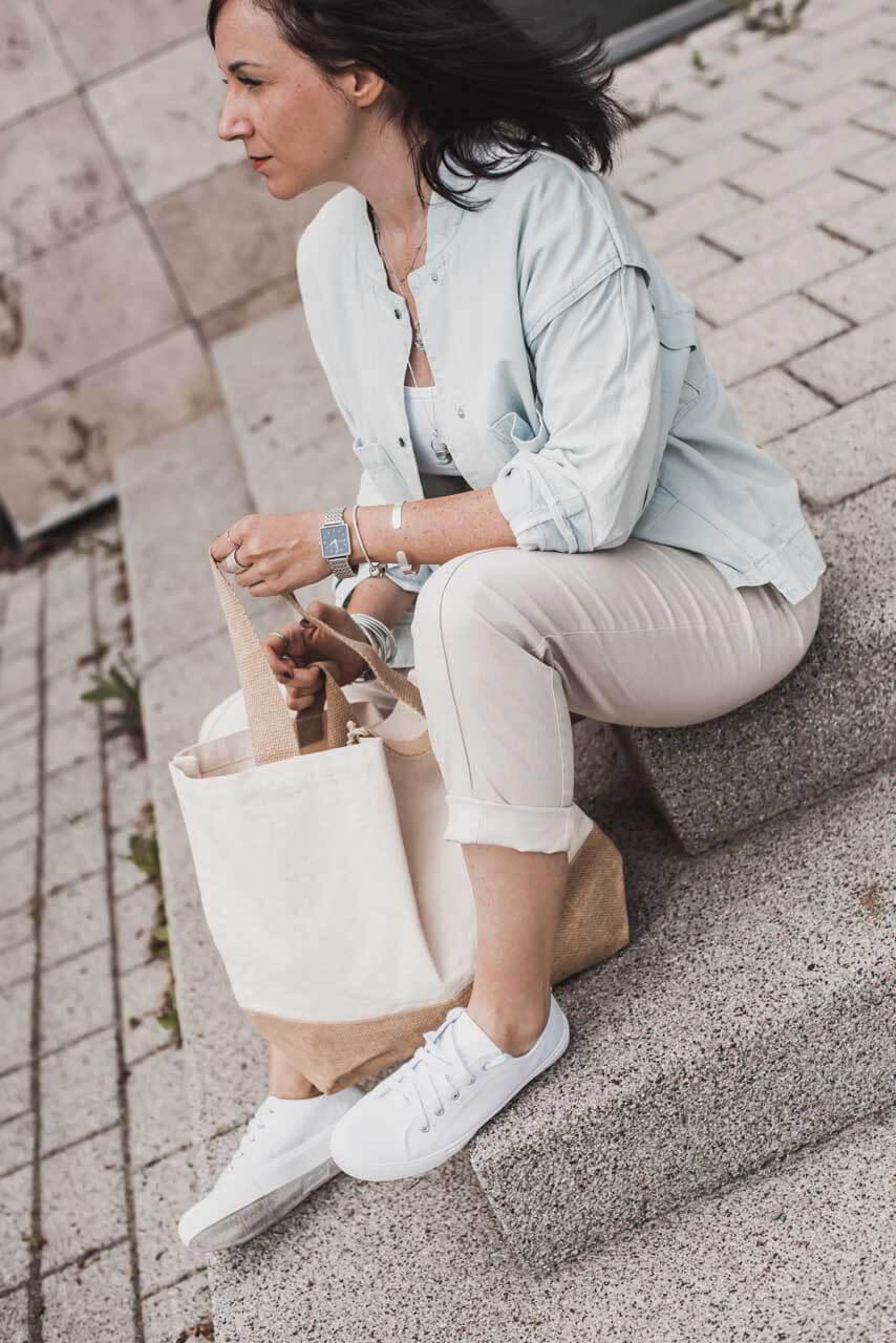 Sommertrend: Kleidung aus Leinen Shoelove Deichmann