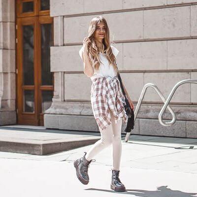 Leggings im Alltag kombinieren: 3 Tipps