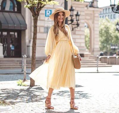 Modetipps für gute Laune: Trendfarbe Gelb