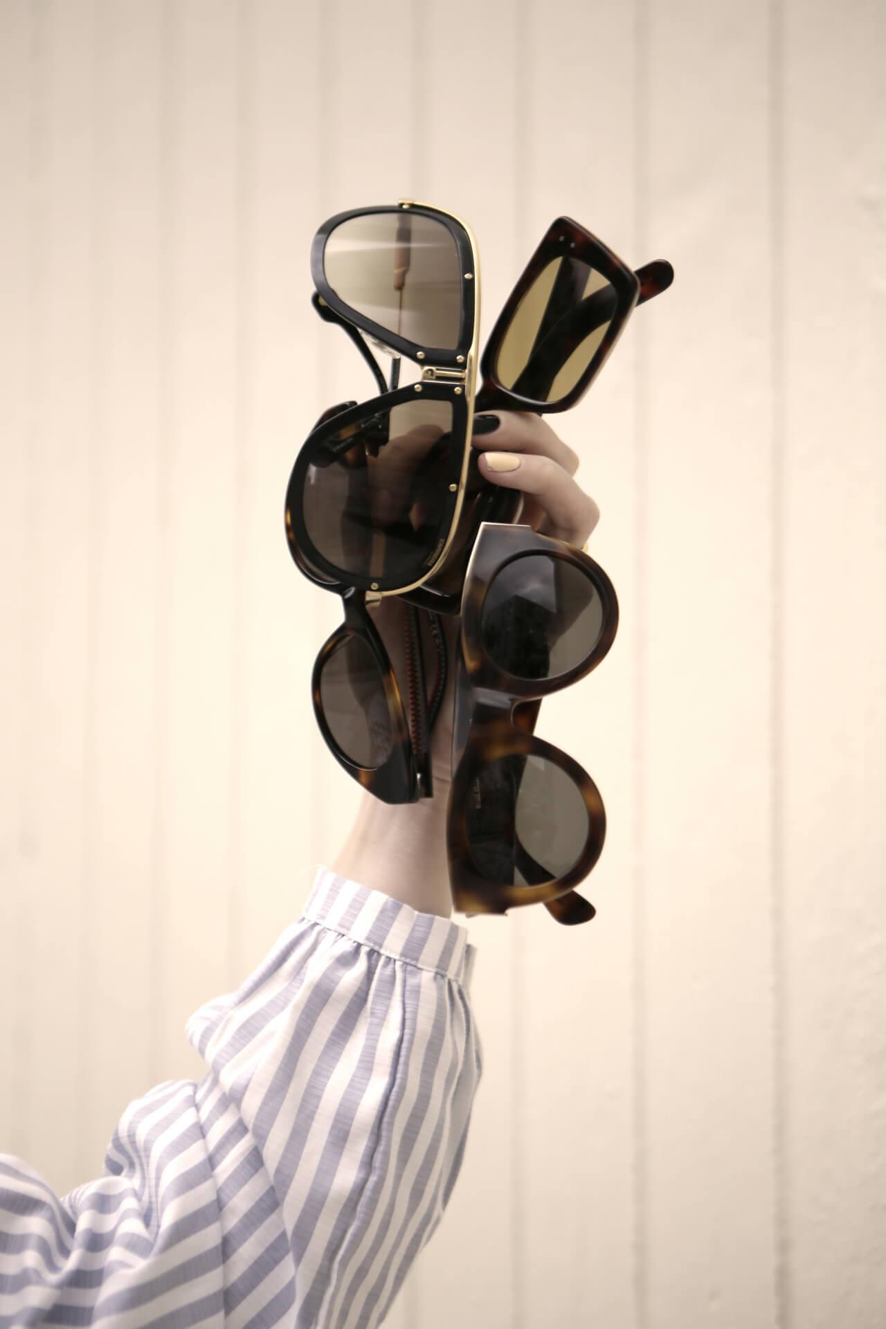 Shoelove Sonnenbrillen-Trends 2020 Formen