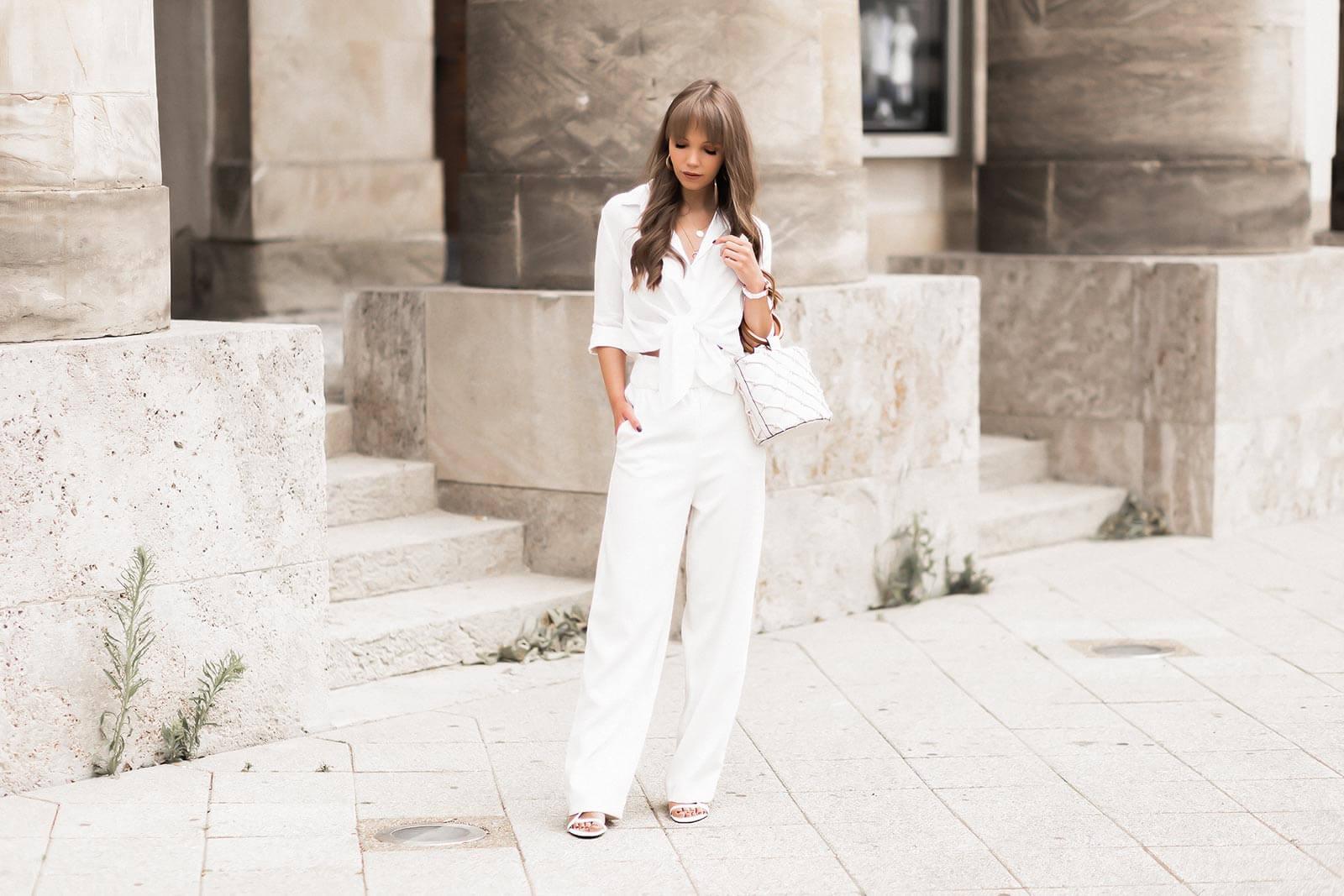 All White im Sommer, Styling-Tipps für weiße Outfits, Shoelove by Deichmann